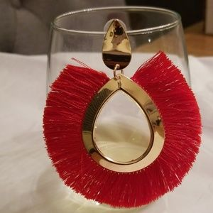 Jewelry - Statement earrings. NWOT. Never worn.